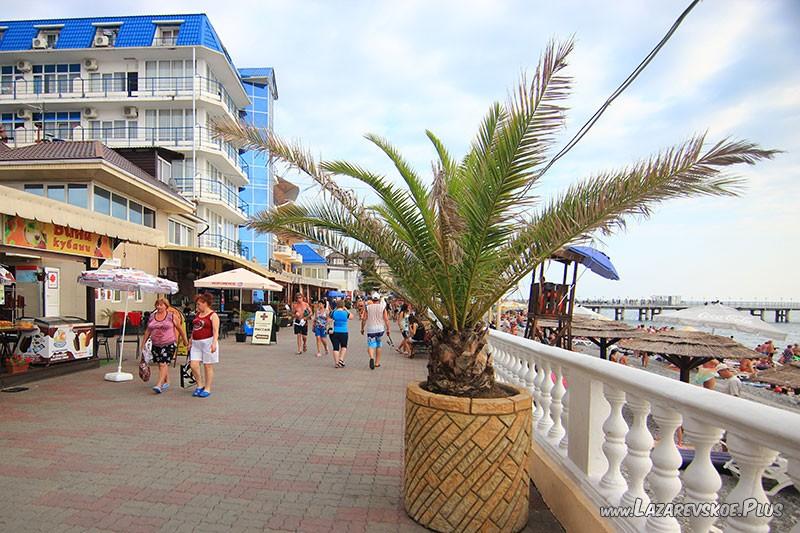Фото всех пляжей лазаревского она повлияла